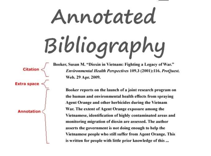 annotated bibliography 10