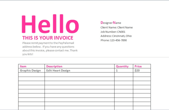 CosmoLex Gives You Better Legal Invoice & Billing Templates