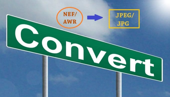 NEF to JPG - Convert your NEF to JPG for Free Online