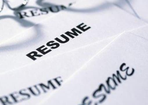 create and design a resume cover letter or linkedin page