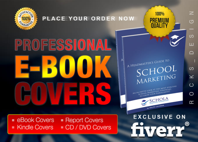 Kindle Book Cover Design Specs ~ Design professional ebook cover or kindle by rocks