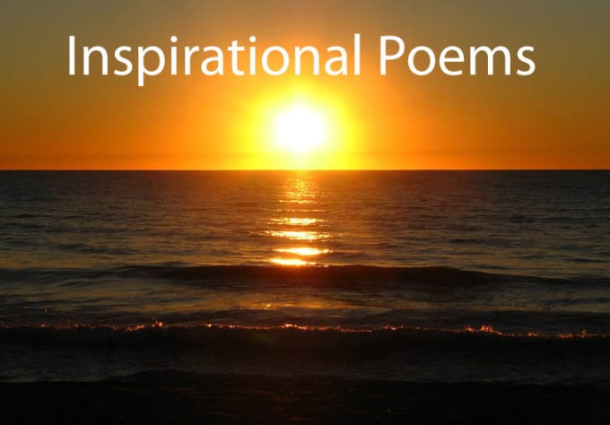 Give You 50 Super Inspirational Poems By Nightowlgigs