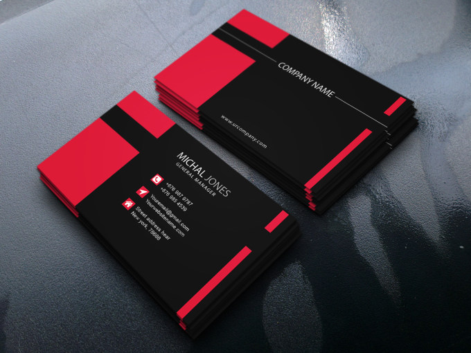 Design 3 outstanding business card by Creativesayed25