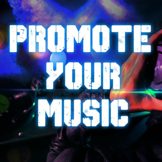 promote your mixtape or hip hop single