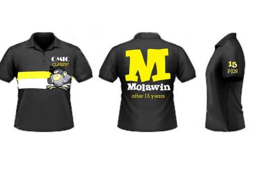 Class Reunion T Shirt Design Ideas