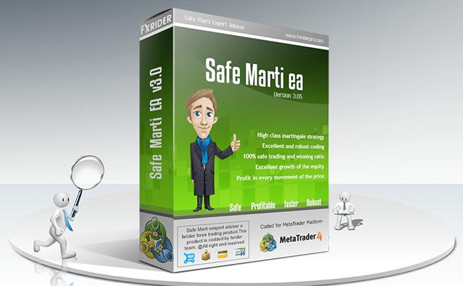 Safe forex martingale