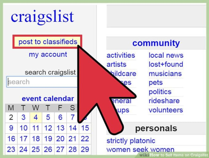 advertiser classifieds criagslist