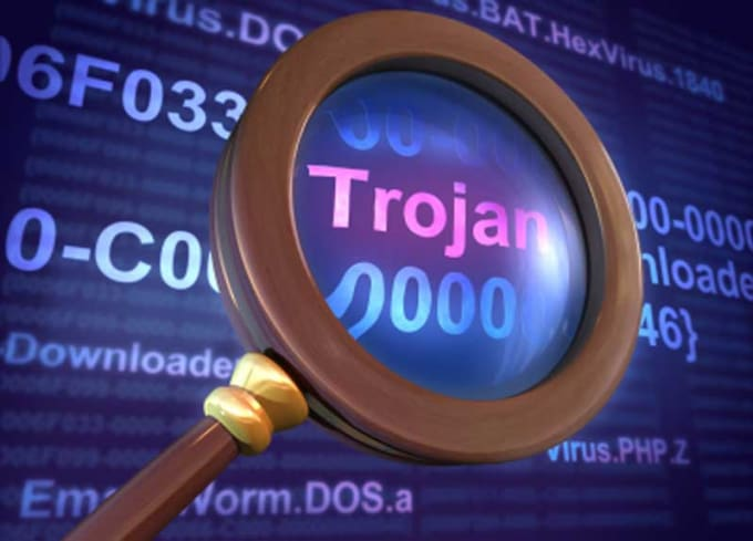 How to recover files from trojan virus