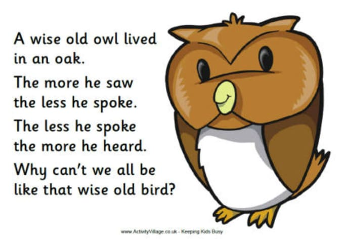 a cute personalized rhyming poem for you