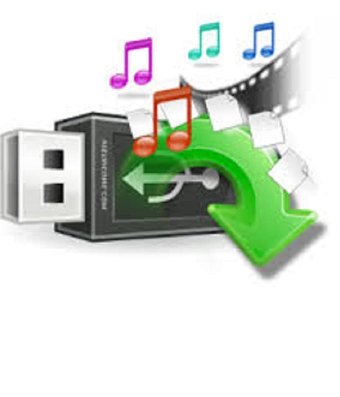 Recover data from usb drive free