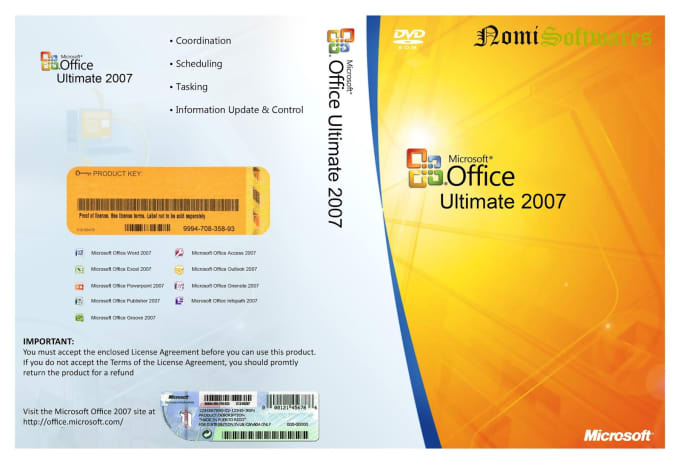 Ключи Microsoft Office  VK