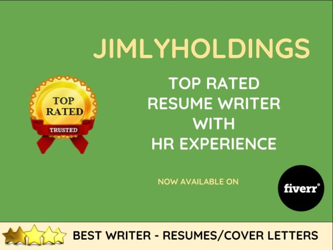 offer the best resume writing service in 2017