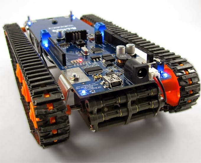 Building an Arduino Robot, Part II: Programming the