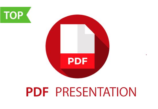 design custom pdf presentationadampaper, Powerpoint templates