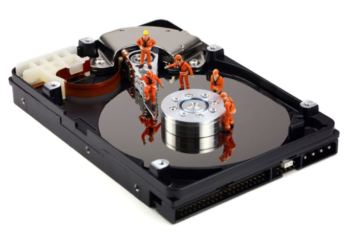 Recover Files from Formatted Hard Drive and Partition