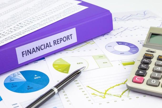 financial reportimg