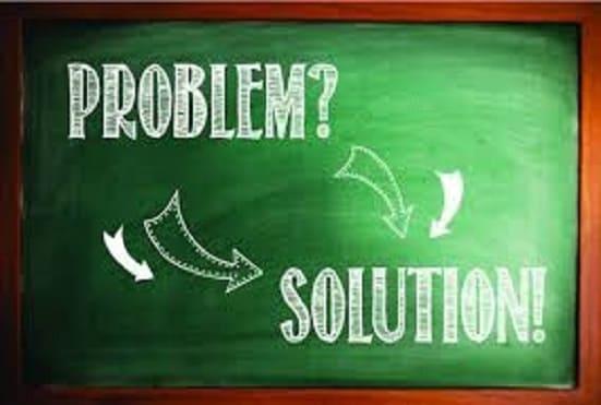 ideas for problem solution essay