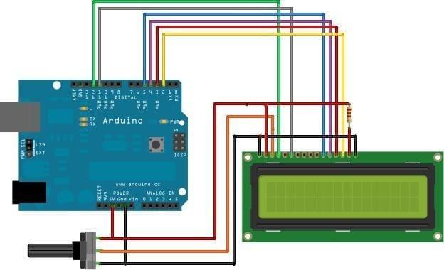 Tutorial: LCD ACM1602B con Arduino