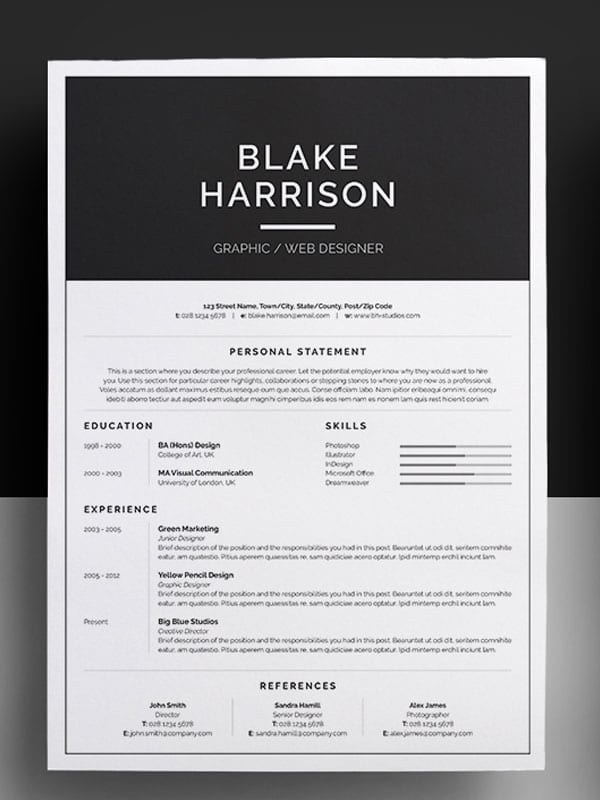 will create and edit your resume and cover letter