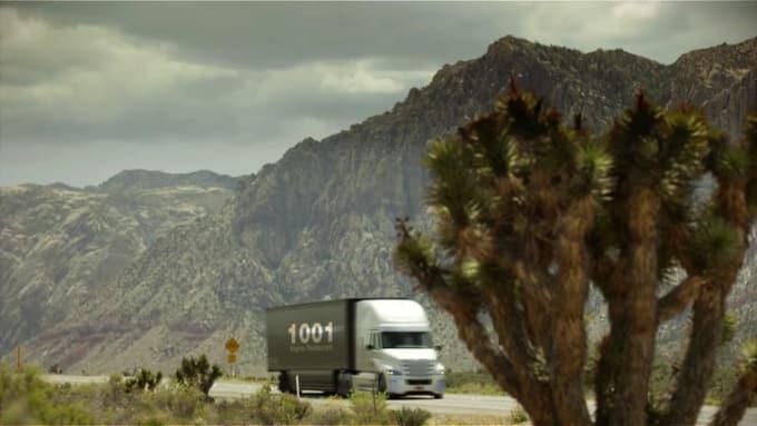 truck logo 1001 Nights 1080p