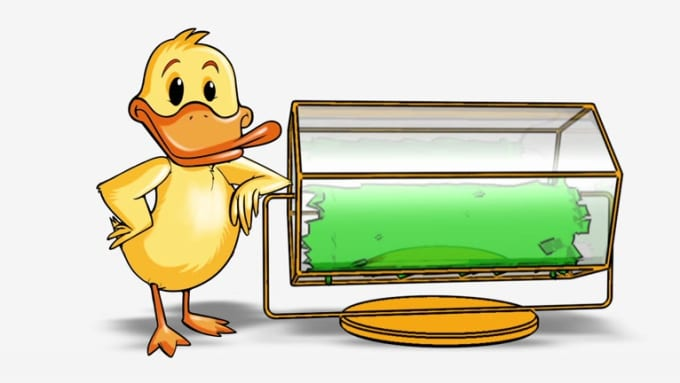 Quack raffle HD revised