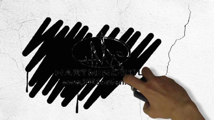 Graffiti video 98357545