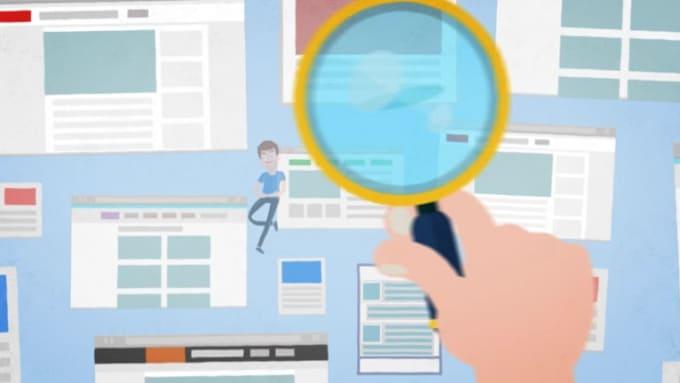 create custom explainer video for your start up, app company