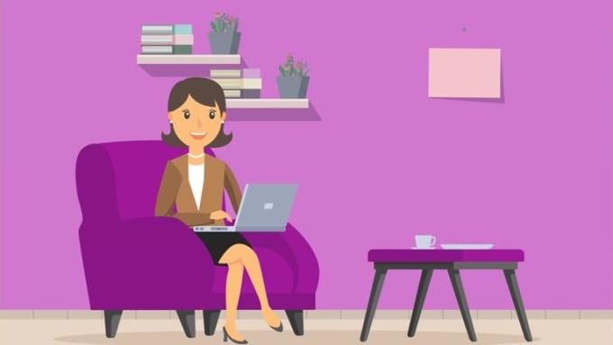 Madam Network Tanıtım Animasyonu
