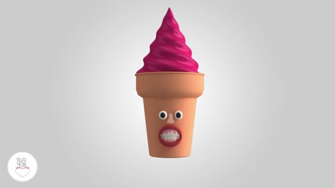 Cone face animated FINAL VERSION