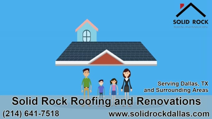 Solid Rock Roofing and Renovations - Roof Leak