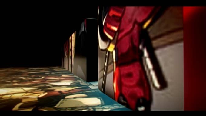 make epic 3d marvel titles intro