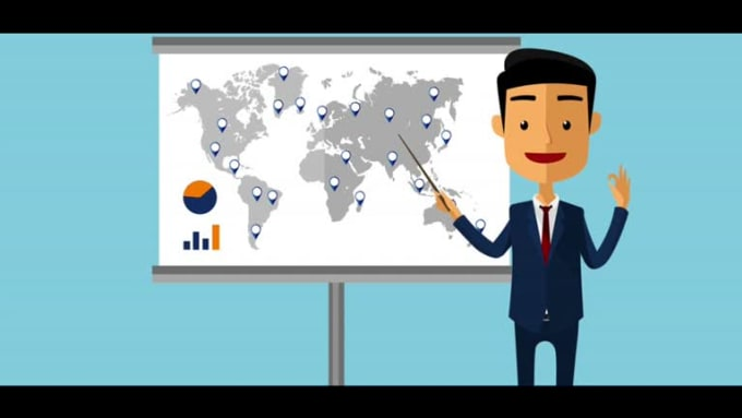 map » free after effects templates | after effects intro ...