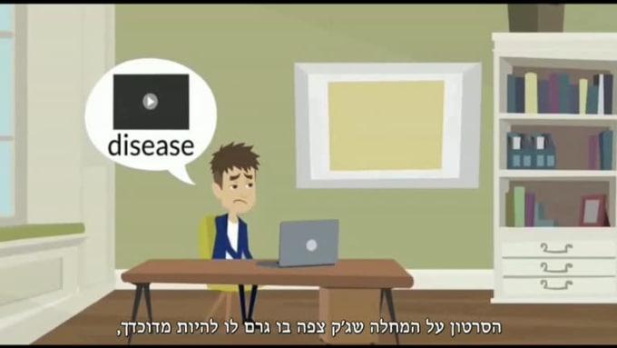 תרגום סרטים באנגלית לכתוביות בעברית