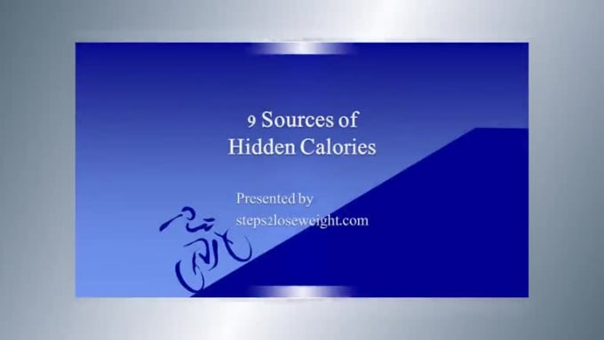 9_Sources_of_Hidden_Calories_voice_over_synced