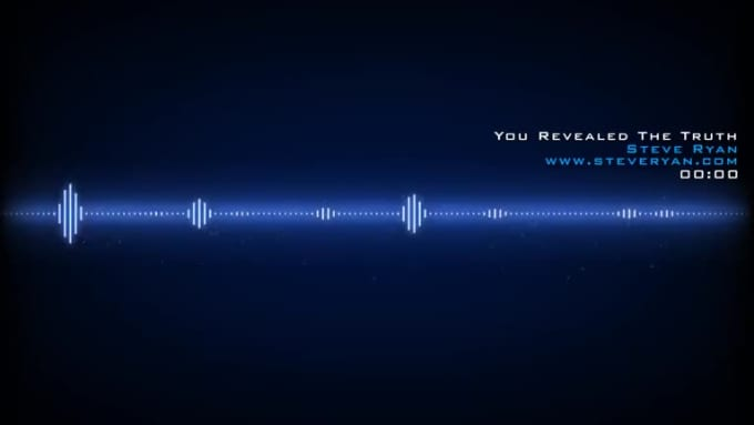 Steve_Ryan__You_Revealed_The_Truth__Showcase
