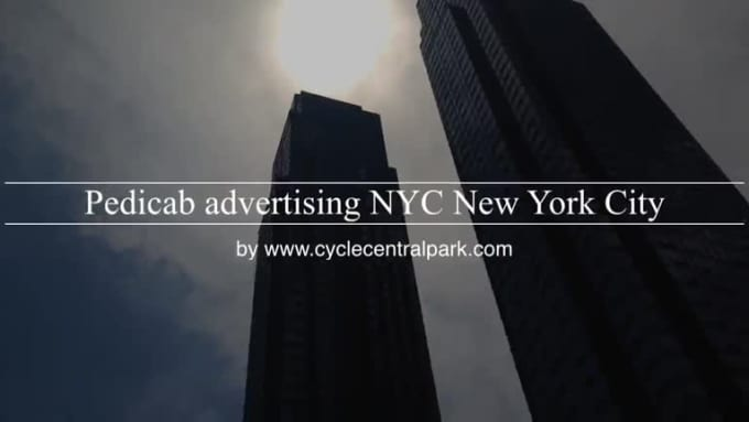 Pedicab_advertising_New_York_NYC_wwwcyclecentralparkcom