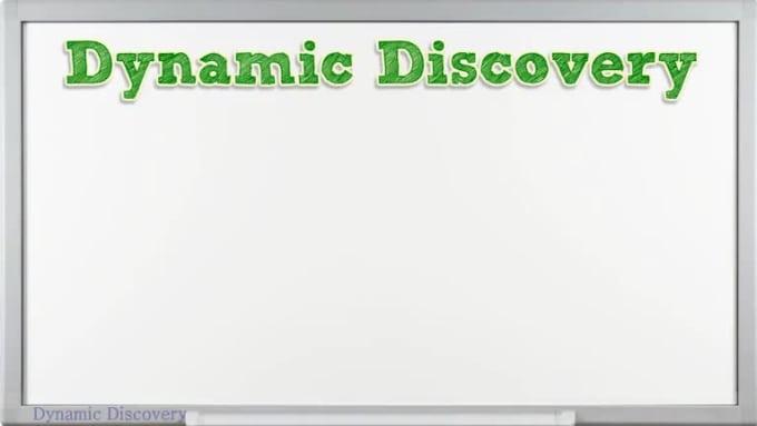 dynamicdiscoveryFEMALE