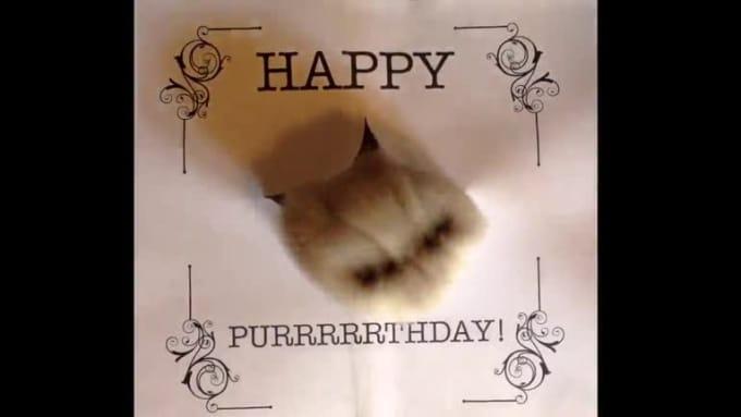 FiverrPurrthday2