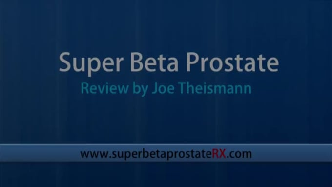 SuperBetaProstate