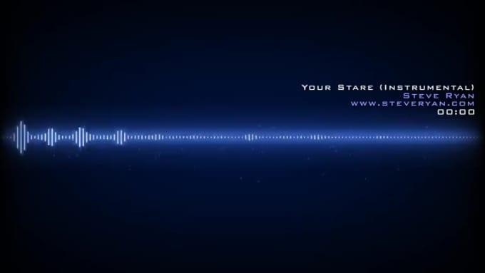Steve_Ryan__Your_Stare__Showcase