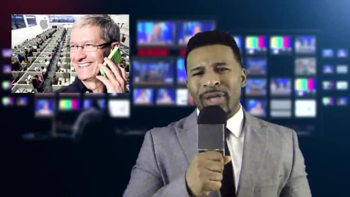 AppleNewsReporterCommercialHD