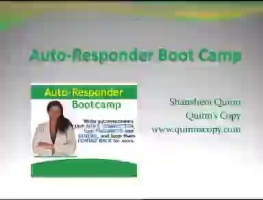 Auto_Responder_Boot_Camp