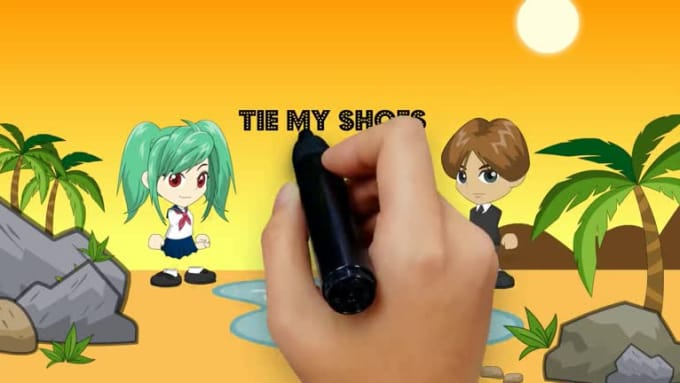 Tie_My_Shoes_TItle_Intro