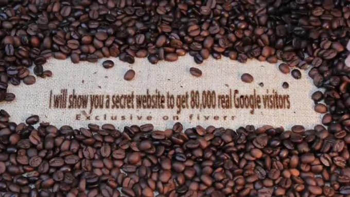I will show you a secret website to get 80,000 real Google visitors 2
