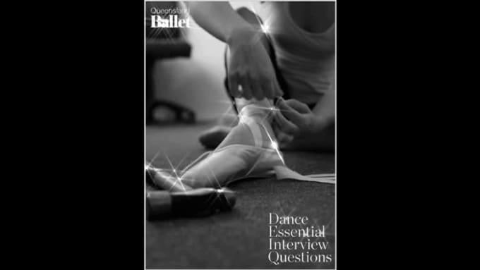 Ballet Final Tweak