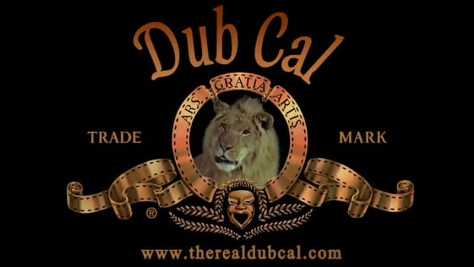 Dub cal video intro