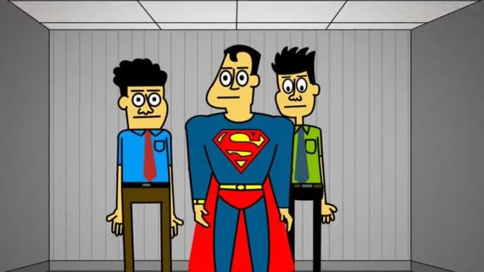 supermanvelevator