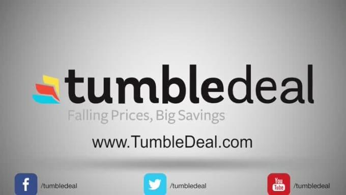 TumbleDeal Black
