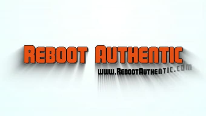 rebootAuthentic