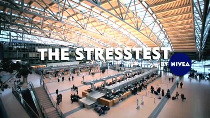 Cool Ads - NIVEA - Stress Test - HD